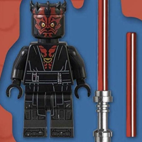 Exclusive Darth Maulminifig