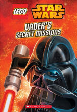 Vader's Secret Mission - Cover Pic
