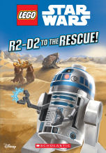 R2-D2 To The Rescue - Cover Pic